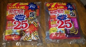 1982 DONRUSS BASEBALL FUN BAG LOT(2)26 PACKS OF DONRUSS BASEBALL .. RIPKEN RC?