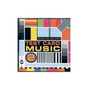 Various Artists - Test Card Music Vol.2: from the A... - Various Artists CD 43VG