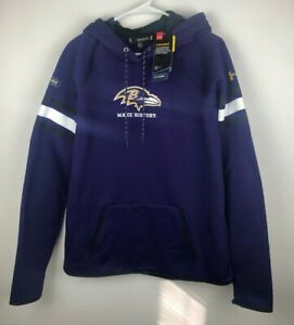 Baltimore Ravens Under Armour Hoodie Women's XL *New With Tags*