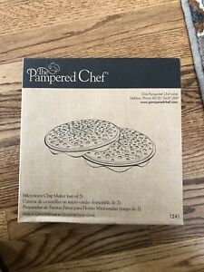 Pampered Chef Microwave Chip Maker $6.00