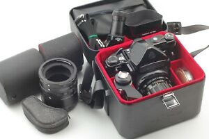 N-MINT+ IN CASE PENTAX 6x7 MIRROR UP TTL 105mm F2.4 & MORE from JAPAN