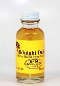 Midnight Delight Raccoon Lure Ramp;M Lures Trapping Supplies