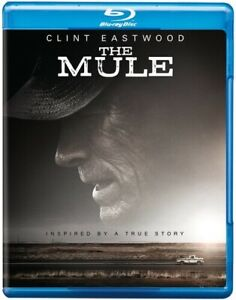 The Mule New Blu ray With DVD Digital Copy $9.98