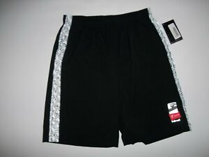 HIND Hydra Running BLACK Reflective Fitness SHORTS w Brief Liner Mens SMALL NEW