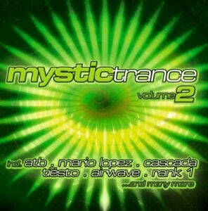 Various Artists - Mystic Trance Vol. 2 - Various Artists CD SCVG The Fast Free