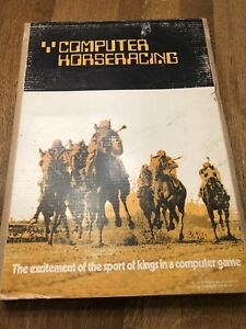 COMPUTER HORSE RACING Electronic Data Controls GAME 3002 COMPLETE WORKS FS $149.99