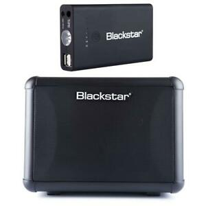 Blackstar Super FLY Pack BT 12W Guitar Amp with Battery Power Supply Bag $349.99