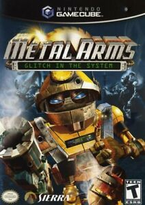 Metal Arms Glitch In The System Nintendo Gamecube
