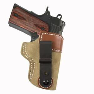 DeSantis Gunhide Sof-Tuck IWB Holster Right Hand Fits Most Compact .45 Pistols