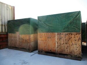 New Still in Crate - 9000kW HYUNDAI  Industrial Electrical Generator End Set