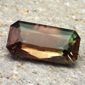 BLUE-GREEN-ORANGE MULTICOLOR SCHILLER OREGON SUNSTONE 10.05Ct FLAWLESS-LARGE!