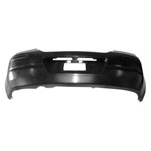 For Nissan Versa 2007-2012 Replace NI1100250C Rear Bumper Cover