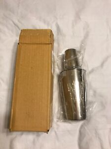 Bar Cocktail Shaker Mixer 3pc Set 16 oz BRAND NEW in Box