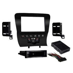 Metra 99-6514B SingleDouble DIN Installation Kit for Select 2011-Up Dodge