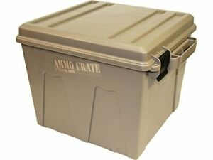Midway USA ACR1272 Mtm Ammo Crate Utility Box-dark Earth