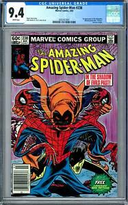 Amazing Spider-Man #238 CGC 9.4 (W) 1st Appearance of the Hobgoblin