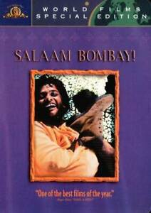 LIKE NEW! - Salaam Bombay!: Special Edition (DVD 2003 WS) - Shafiq Syed