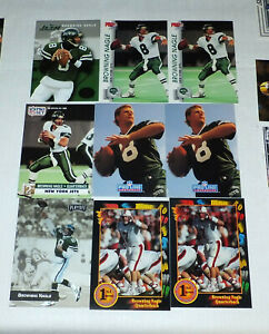 BROWNING NAGLE Jets 9 Card Assorted Lot **You Pick** $6.00