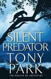 Silent Predator by Tony Park English Paperback Book Free Shipping