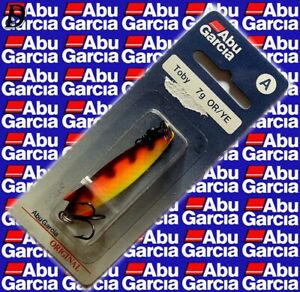 Vintage ABU Garcia Spoon Toby 7gr ORYE New on Card available 1991-96