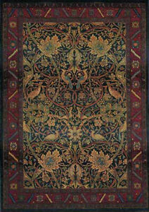 2x10 Runner Sphinx Oriental Red Persian 470X Area Rug - Approx 2' 3'' x 7' 6''