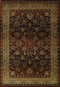 2x10 Runner Sphinx Persian Red Oriental 3434R Area Rug - Approx 2' 7'' x 9' 1''