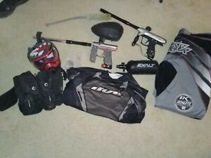 paintball gun empire used good condition normal were from normal play.