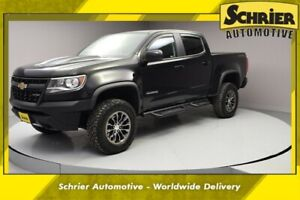 2017 Chevrolet Colorado ZR2 2017 Chevrolet Colorado ZR2 4487 Miles Black 4D Crew Cab V6 8-Speed Automatic