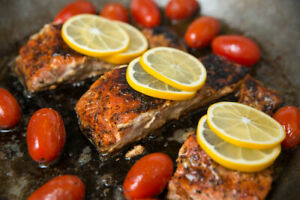 6-Ingredient Wild Salmon Fillets Recipe Homemade Recipes That You Would Love