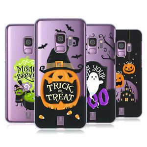 HEAD CASE DESIGNS HALLOWEEN CHARACTERS BACK CASE FOR SAMSUNG PHONES 1