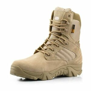 Tactical Military Ankle Boots Desert Combat Army Hiking Shoes DELTA 511 boots