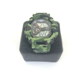 MG48 OPS MENS DIGITAL WATCH 50M WATER RESISTANT BACKLIGHT CAMOUFLAGE  *NEW*