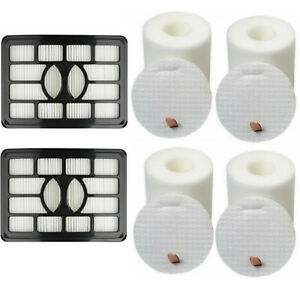 Filters For Shark Rotator Pro Lift-Away NV500 NV501 NV502 Vacuum Cleaner Parts