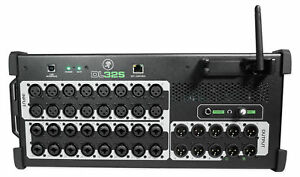 Mackie DL32S 32-Channel Wireless Digital Wi-Fi Live Sound Recording Mixer wDSP