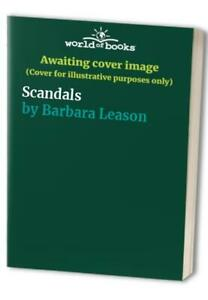 Scandals by Barbara Leason Book The Fast Free Shipping