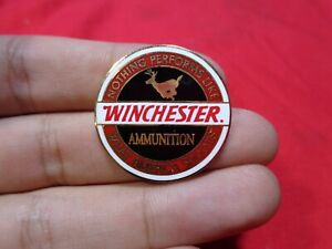 Vintage WINCHESTER Pin Hat Lapel Pin #16