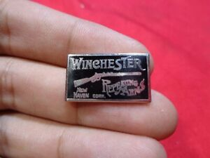 Vintage WINCHESTER Pin Hat Lapel Pin #50
