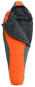 Boy Scout Eagle Crest 0° Mummy Sleeping Bag Extended 90