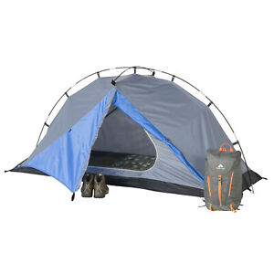 Tent Outdoor Camping Small Lightweight 1 Person Backpacking Ultralight 3 Season