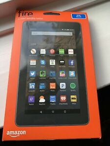 Amazon Fire (5th Generation) 8GB Wi-Fi 7in - Blue new sealed