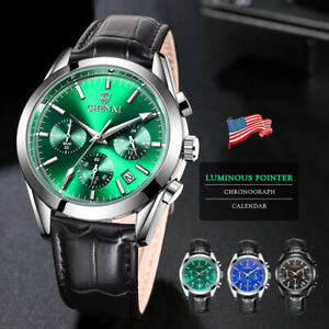 Men's Sport Army Military Alarm Calendar Dual 50M Waterproof Digital Wrist Watch