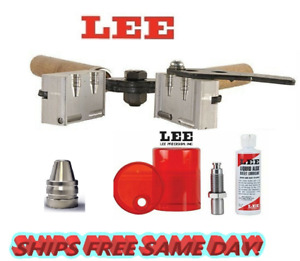 Lee 2 Cav Mold for 38 Special357 Mag38 Colt NP & Sizing and Lube Kit! 90316