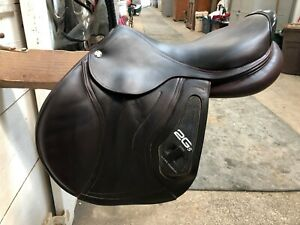 CWD 2Gs Saddle full calf size 2 (17