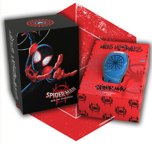 Disney SpiderMan Into The SpiderVerse Magic Band Miles Morales LE 1000 Marvel