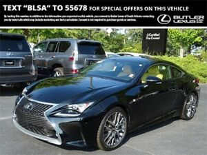 2016 Lexus RC 350 2016 Lexus RC, Obsidian with 21150 Miles available now!