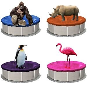Above Ground Winter Pool Cover Round: 15 18 21 24 27 28 30 33