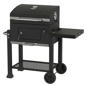 Heavy Duty 24 Inch Charcoal Grill BBQ Barbecue Smoker Outdoor Pit Patio Cooker $118.75