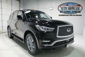 2019 INFINITI QX80 LUXE 2019 INFINITI QX80 LUXE Black Obsidian AVAILABLE NOW!!