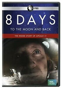 8 Days: To The Moon And Back New DVD