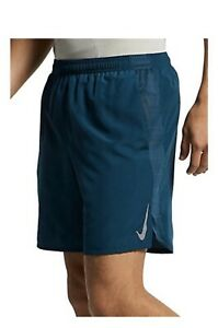 "Nike Flex Stride 7"" Dri Fit Running Shorts Obsidian Men's Size Large AJ7687 $59.99"